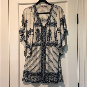 WORN ONCE Calypso St Barth cover up